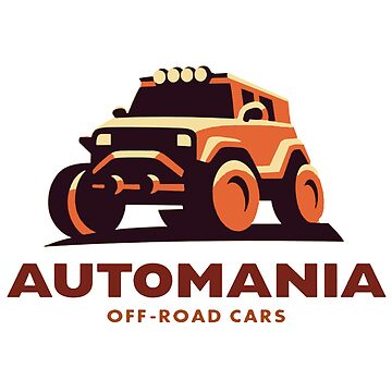 Automania Offroad Cars by AidaKreps