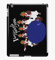 Big Blueberry iPad Case/Skin