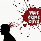 "Sticker Contest Sticker ""Point Blank"" by truecrimeguys"