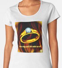 One Ring Women's Premium T-Shirt