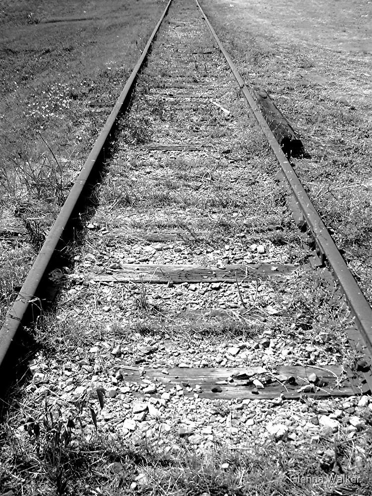 Historical Tracks by Glenna Walker
