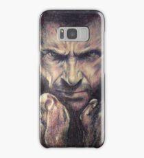The wolverine Samsung Galaxy Case/Skin