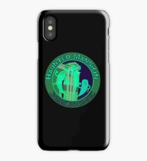 Haunted Mansion (spooky green) iPhone Case