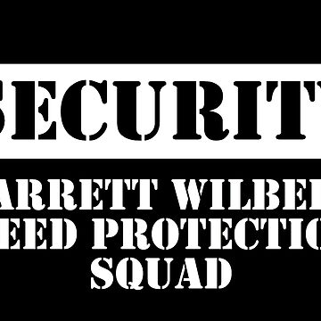 barrett wilbert weed protection squad  by jayymarie