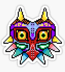 Majoras Mask Sticker