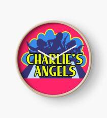 Charlies Engel Shirt Uhr