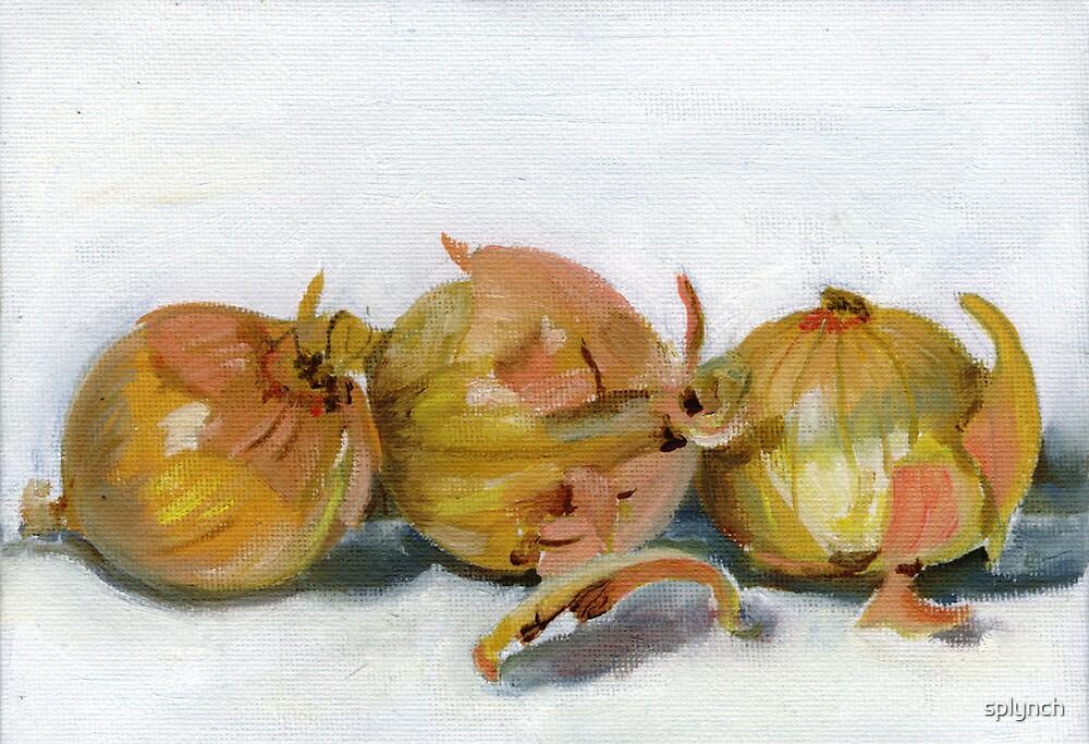 Three Onions by splynch