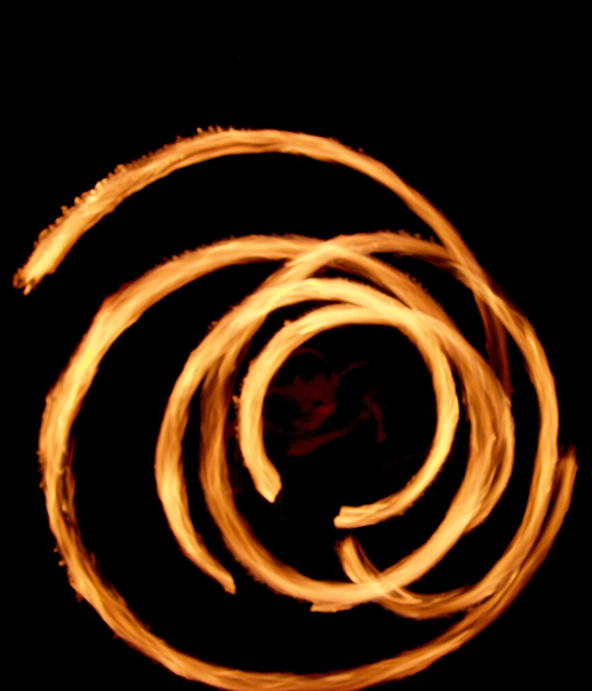 OCF Fire Poi 9 by RolandTumble
