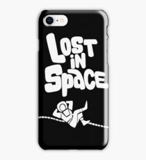 Lost In Space T Shirt iPhone Case/Skin