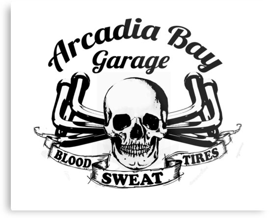 Arcadia Bay Garage - Life is strange Before the storm by mavisshelton