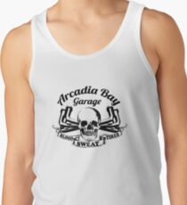 Arcadia Bay Garage - Life is strange Before the storm Men's Tank Top