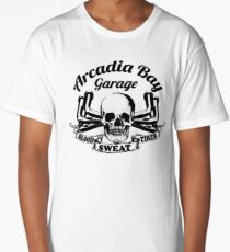Arcadia Bay Garage - Life is strange Before the storm Long T-Shirt
