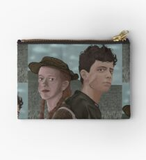Anne With An E, Anne Shirley and Gilbert Blythe Studio Pouch