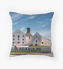 Islay: Lagavulin Throw Pillow