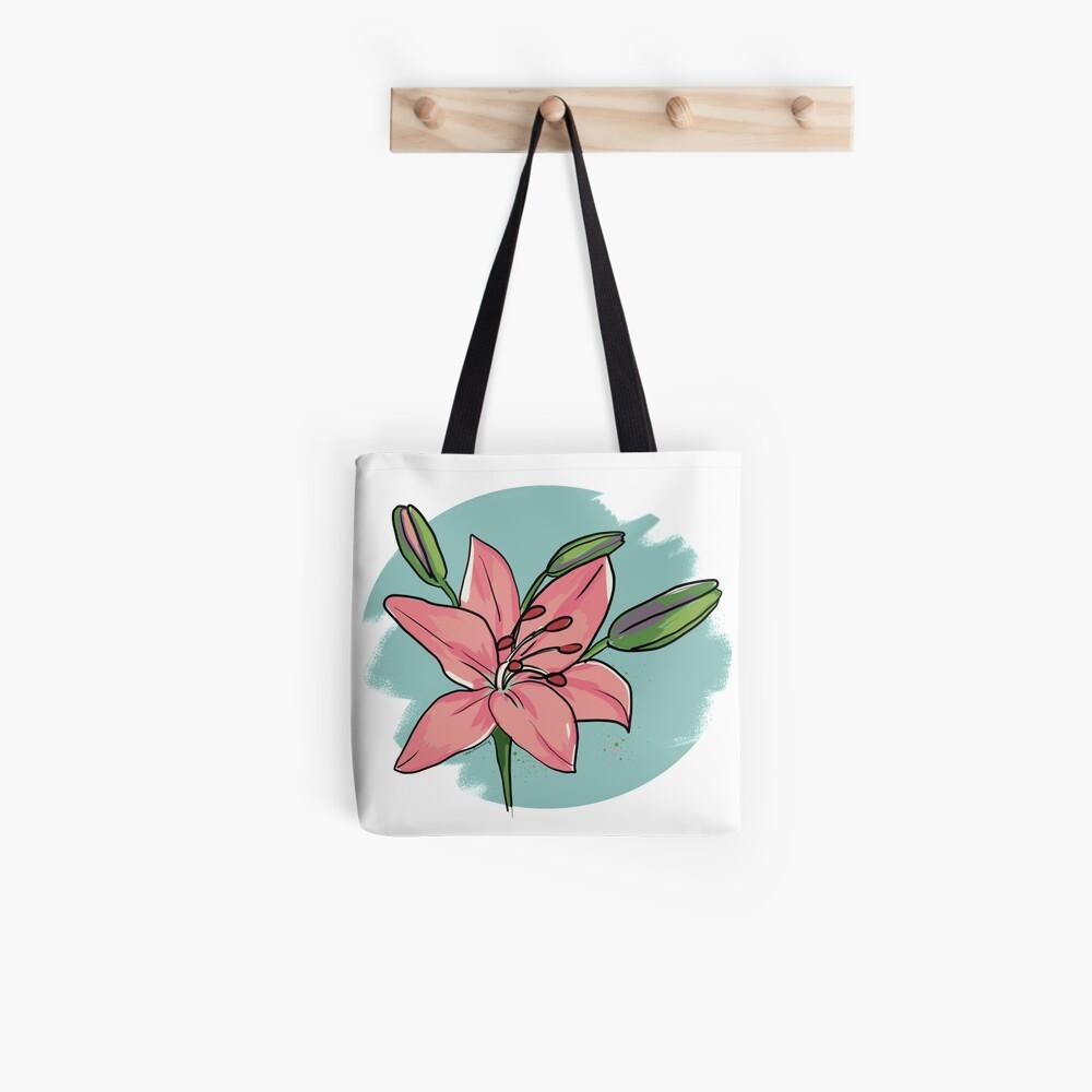 Lilie Tote Bag