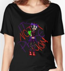 It's NOT A PHASE, MOM Women's Relaxed Fit T-Shirt
