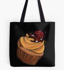Muffin Himbeere Tasche