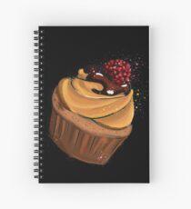 Muffin Himbeere Spiralblock