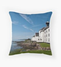 Islay: The Whisky Coast Throw Pillow