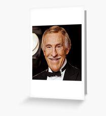 Bruce Forsyth Greeting Card