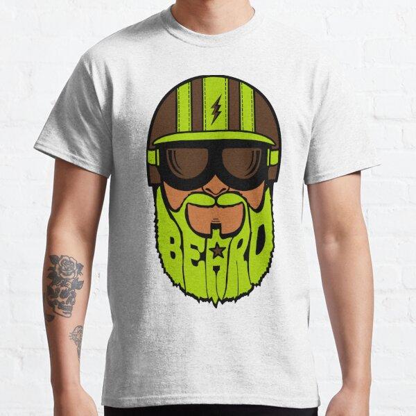 Bearded Biker Classic T-Shirt