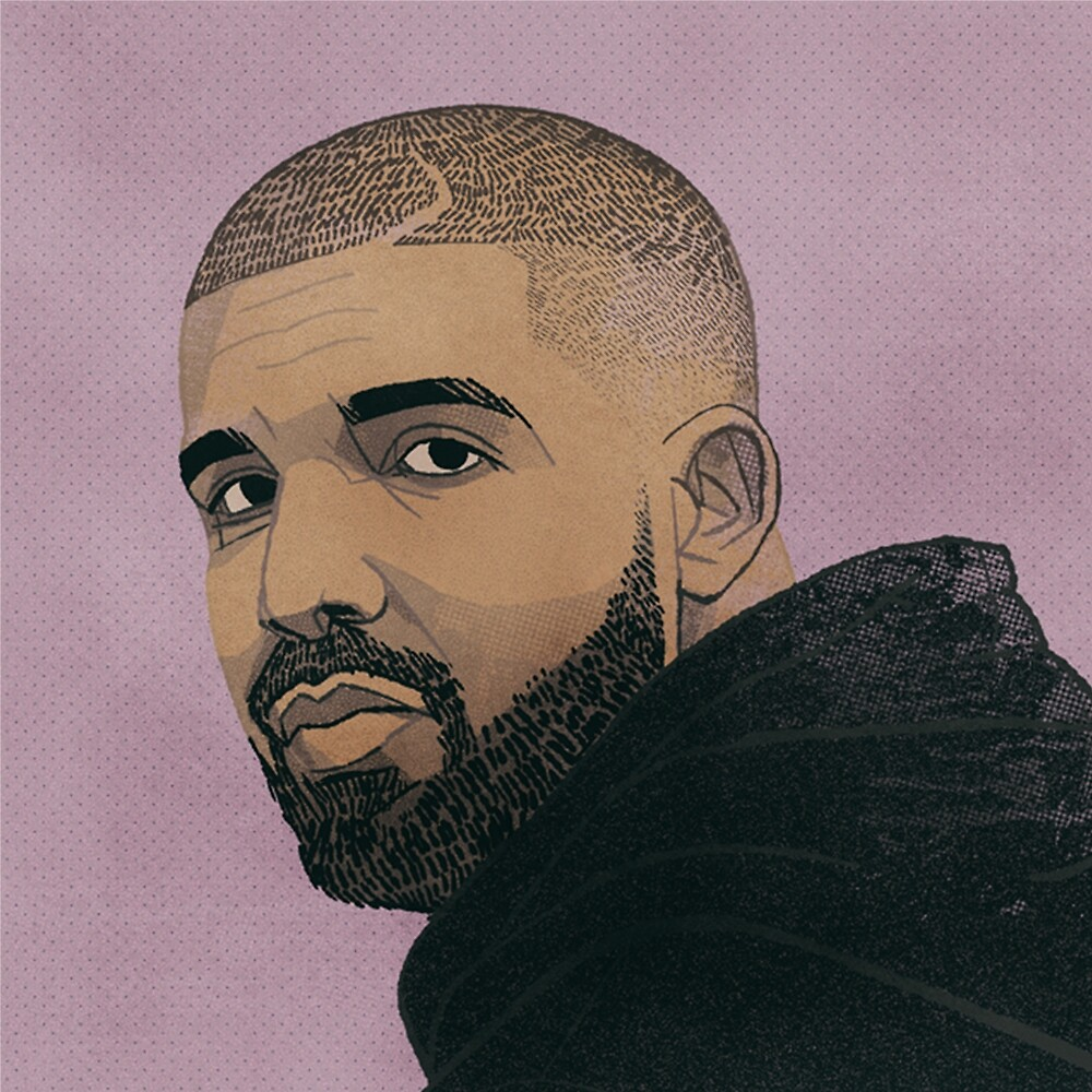 Drake art by TurboGrafx16