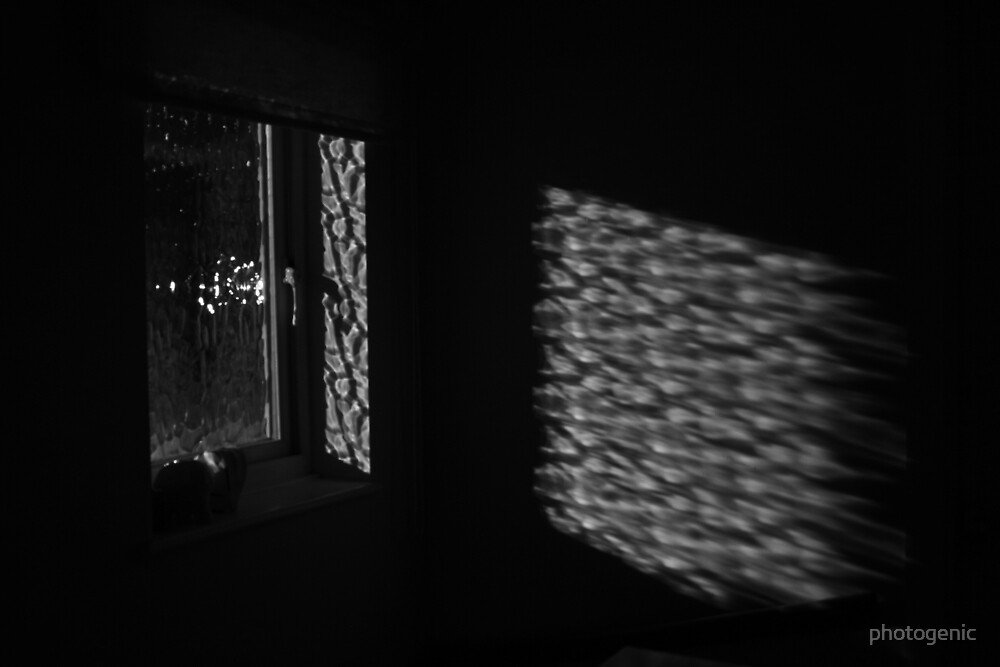 by the window at 1 a.m. by photogenic