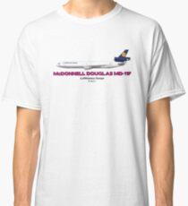 McDonnell Douglas MD-11F - Lufthansa Cargo Classic T-Shirt