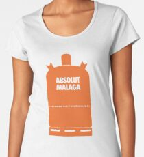 Absolut Malaga Women's Premium T-Shirt