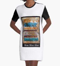 Bücher, Bücher, Bücher T-Shirt Kleid