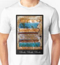 Bücher, Bücher, Bücher Slim Fit T-Shirt