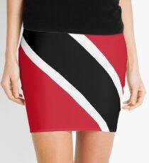Trinidad Flag Mini Skirt Dress Mini Skirt