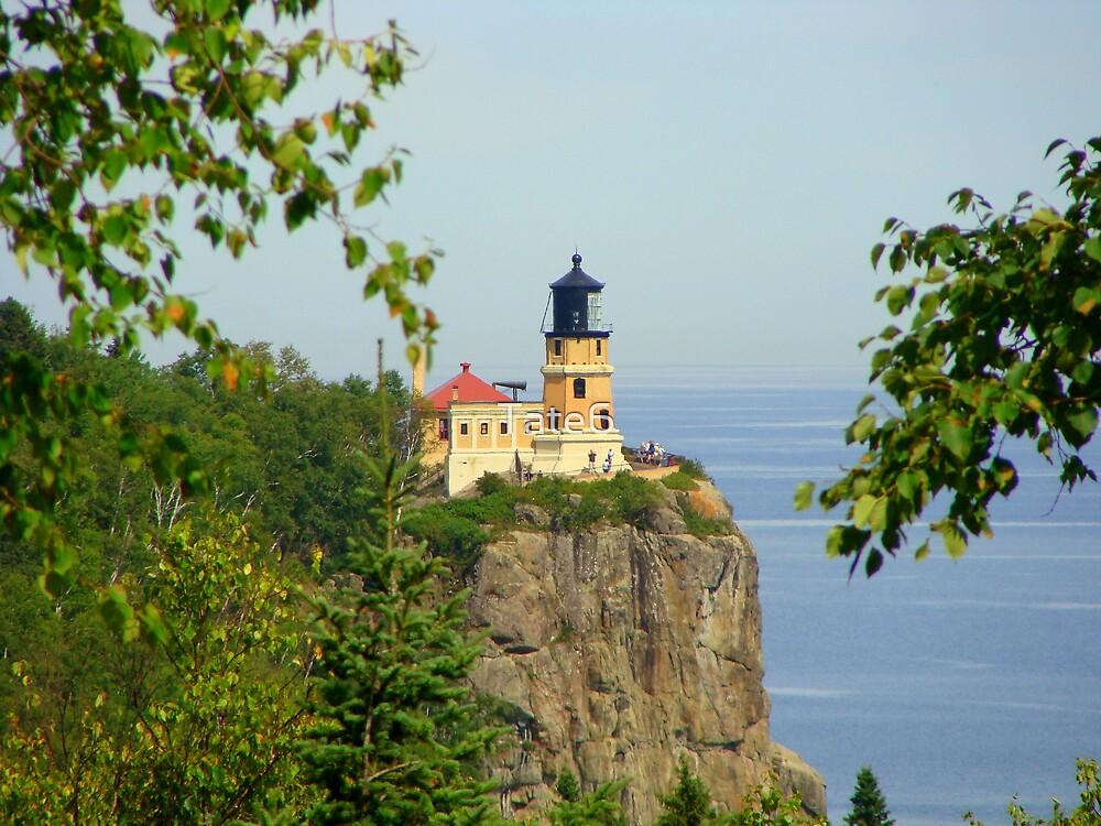 Split Rock Lighthouse by Tate6