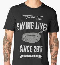 PUBG Yes We Pan Men's Premium T-Shirt