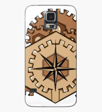 Compass of Cogs Case/Skin for Samsung Galaxy