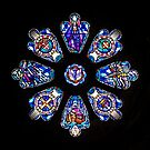 Stained Glass Window by ColinKemp