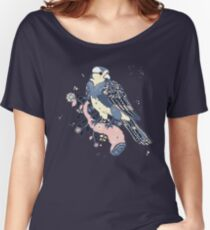 Sweet Robin Women's Relaxed Fit T-Shirt