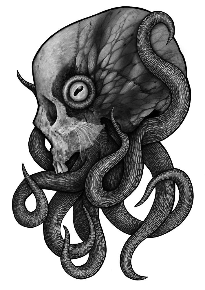 Cephalopod of Doom by Jon MDC