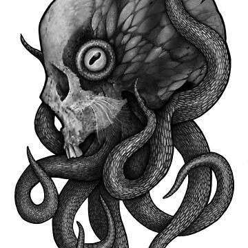 Cephalopod of Doom by mdcindustries