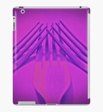 Forks iPad Case/Skin