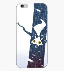 White Squirrel iPhone Case