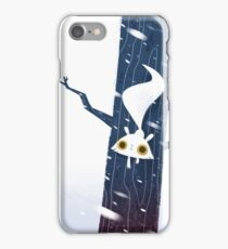 White Squirrel iPhone Case/Skin
