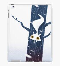 White Squirrel iPad Case/Skin