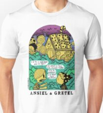 Camiseta ajustada ¡La ansiedad de Hansel!