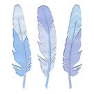 security envelope feathers by creativemonsoon