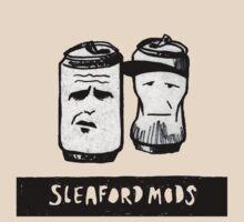 Sleaford Mods Beer | Unisex T-Shirt