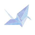 security envelope origami crane by creativemonsoon