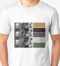 Boyz N The Hood Color Palette T-Shirt