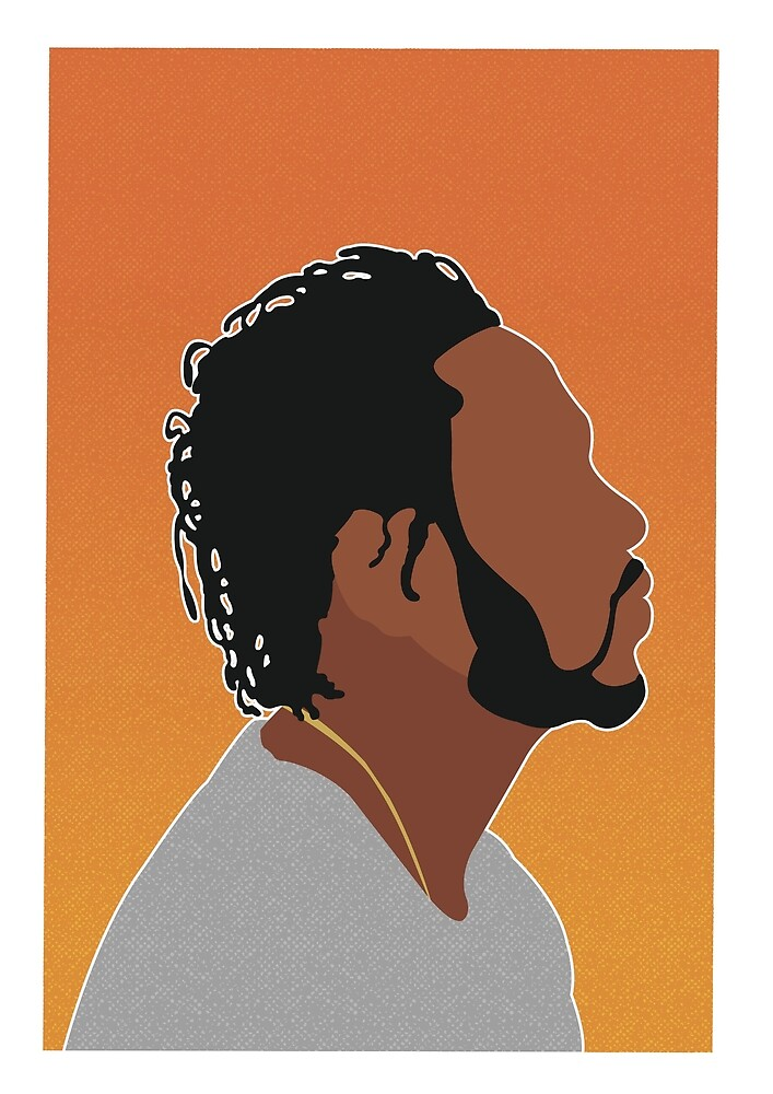 KENDRICK LAMAR by barneyrobble