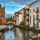The Kennet And Avon In Newbury by IanWL